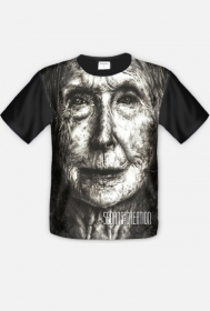 Babcia - koszulka męska, fullprint