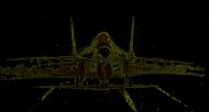 """MiG - naklejka na laptopa, wersja 15.6"""""""