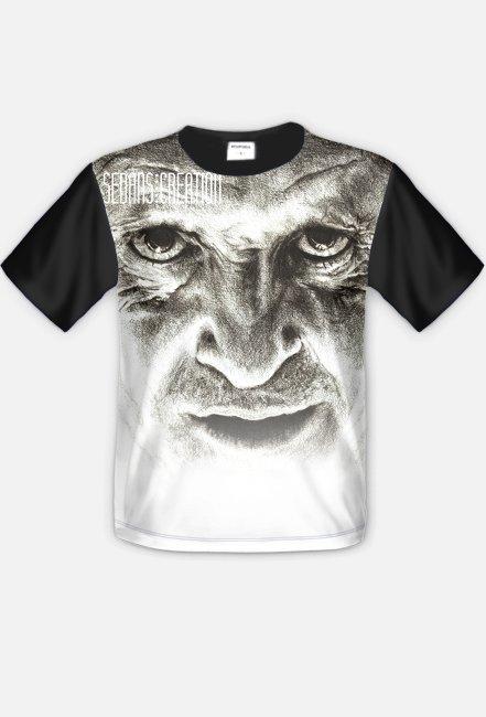 Hannibal - koszulka męska, fullprint