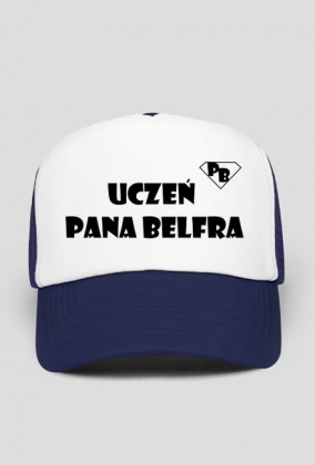 Uczeń Pana Belfra - czapka