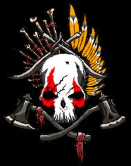 Plecak Pirate