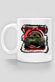 Kubek z czołgiem JgPzE100