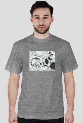 Koszulka - Pisanie leczy kompleksy