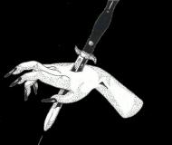 TattooShirt knife