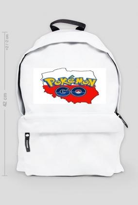 plecak pokemon go