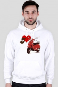 I love scooter - bluza motocyklowa