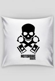 """Motorbike riders - Poszewka na poduszkę """"Jasia"""""""