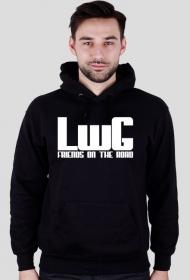 LwG napis - bluza motocyklowa