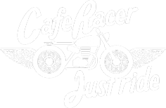Cafe Rader Just ride - bluza motocyklowa
