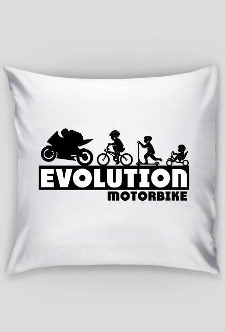 Evolution motorbike - poszewka motocyklowa