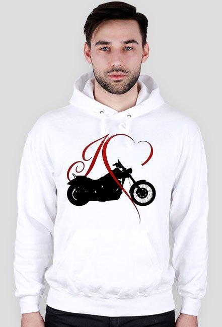 I love moto chopper/cruiser - bluza motocyklowa