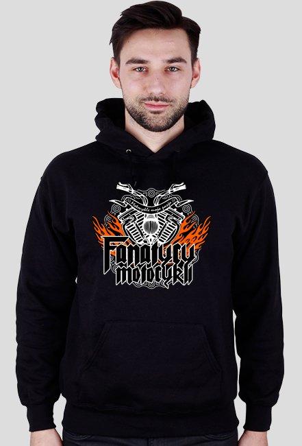FanatycyMotocykli - Bluza motocyklowa