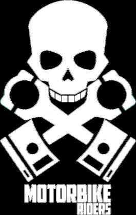 Motorbike riders skull - bluza motocyklowa