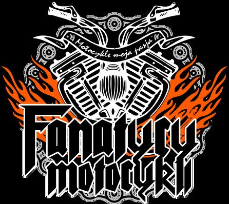 FanatycyMotocykli - kubek