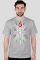 Skrzynia biegów - męska koszulka motocyklowa
