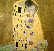 Klimt Pocałunek