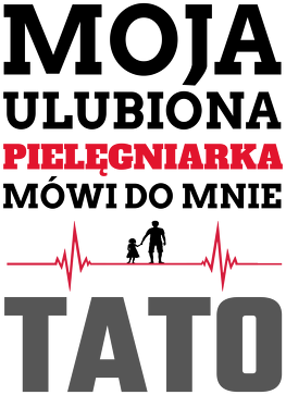 TATA PIELĘGNIARKI - kubek