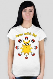Come with Us! Pokemon!
