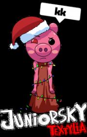 Magiczny Kubek - Świąteczna Piggy