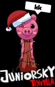Kubek - Świąteczna Piggy