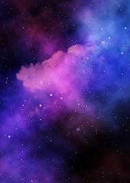 Plakat A1 Nebula