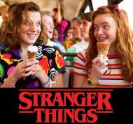 Stranger Things 3 Bluza El i Max