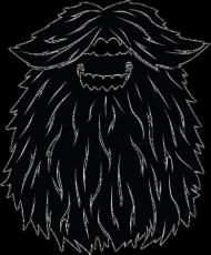 Kubek brodacza złoty