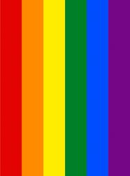 Tęcza LGBT magiczny kubek
