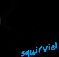 This is squirviel Męska - Biała