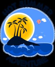 Czapka z daszkiem na lato i wakacje - Hot Summer Adventure