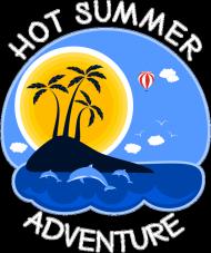 Sukienka czarna na wakacje i lato - Hot Summer Adventure