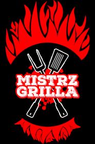 Mistrz Grilla - Bluza męska biała