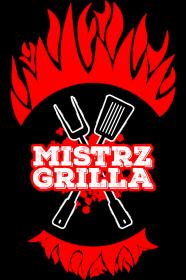 Mistrz Grilla - Bluza męska rozsuwana z kapturem