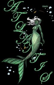 Atlantis bluza damska