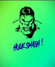 HULK SMASH !