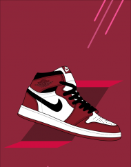 Air Jordan Retro Chicago