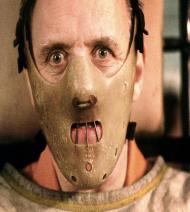 Komin wielofunkcyjny Hannibal Lecter Milczenie owiec