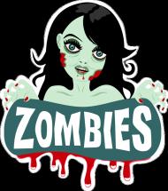 Kobieta Zombie