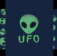 Ufo mask Kosmiczne rzeczy !
