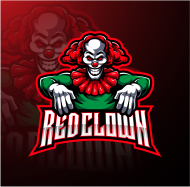 Red Clown Joker Otwieracz