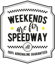 Kubek - WEEKENDS ARE FOR SPEEDWAY