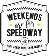 Bluza - WEEKENDS ARE FOR SPEEDWAY