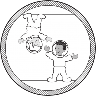 bluza kosmonauta kosmos