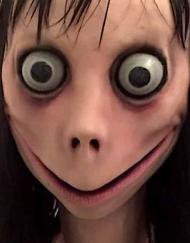 Maseczka Momo