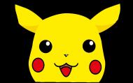 Maseczka Pokemon Pikachu