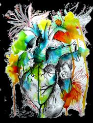 Heart Torba