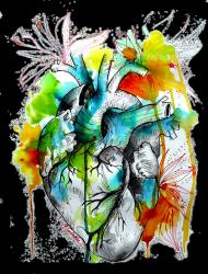 Heart Bawełna 150 gram
