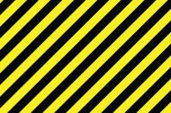 MASECZKA BAWEŁNIANA - Żółte Pasy