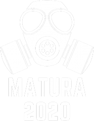 Koszulka męska MATURA 2020
