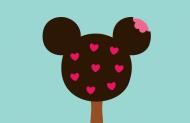 Mickey - lniane maseczki